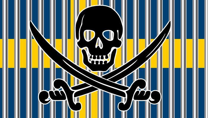 Il parait que la Suède est un pays progressiste, mais sur le plan du droit d'auteur et du piratage, il vient de basculer au Moyen-Age. Une proposition parHeléne Fritzon, Ministre de la Justice, veut punir les pirates jusqu'à 6 ans. Mais pourquoi s'arrêter là, retournons au bon vieux temps des Vikings en décapitant les pirates.