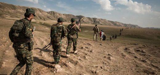 En décembre 2017, l'Irak a annoncé officiellement que Daesh a été vaincu. Mais l'effondrement du puissant groupe islamiste a donné naissance à de nombreux petits groupes, comme les Drapeaux Blancs, qui sont réputé pour leurs attaques sophistiquées et très mobiles. La bataille ne va jamais s'arrêter.