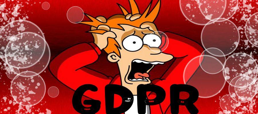 Le GDPR fait beaucoup parler de lui et quelques informations essentielles pour ne pas céder à l'hystérie de certains à raconter les pires bêtises sur cette loi.
