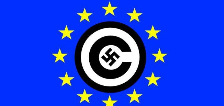 La directive du Droit d'auteur qui sera bientôt voté en Europe est pire que l'ACTA sur certains aspects. Il permet de légitimer la taxe Google, mais surtout il impose des filtres préventifs de censure sur tous les contenus qu'on poste sur le web.