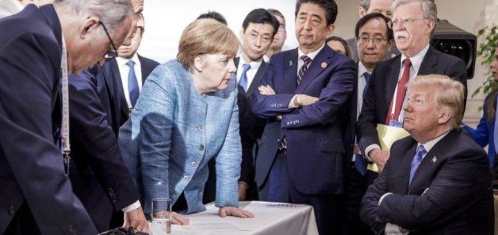 Un article qui documente le déclin progressif de la domination des Etats-Unis que ce soit sur le plan économique ou celui de la diplomatie étrangère.