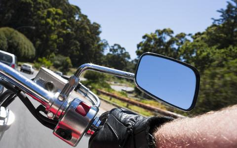 BMF advises on motorcycle protection