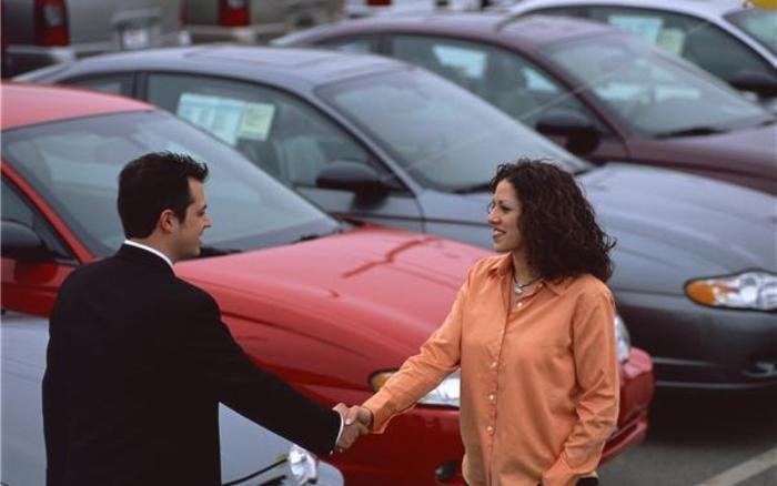 Motorists opt for used cars