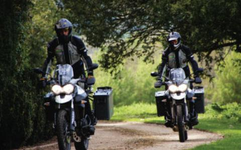 Tips on safer riding this spring