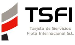 TSFI - Tarjeta de servicios flota internacional S.L