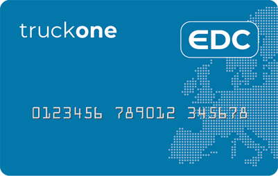EDC Carte Diesel Europenne - CCS