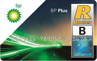 BP Plus Bunker fuel card