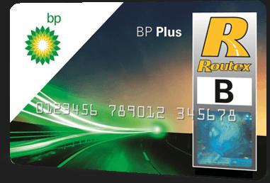 BP Plus Bunker card