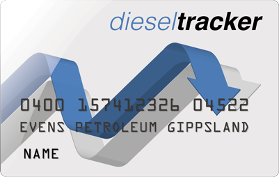 Diesel Tracker Fuel Card