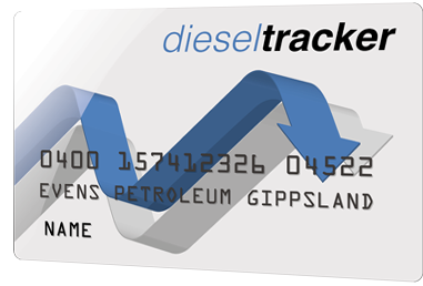 Diesel Tracker Fuel Card