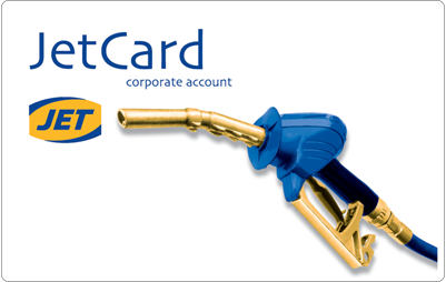 JET fuel card