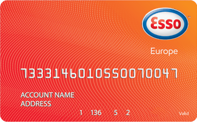 Esso Europe Fuel Card