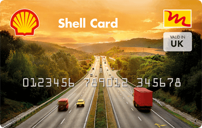 Shell Multi fuel card