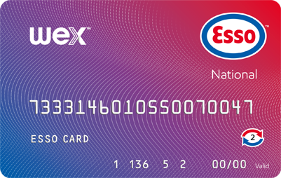 Esso National Fuel Card