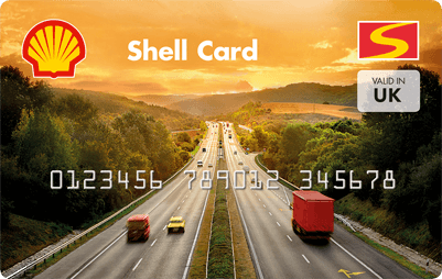 Shell CRT fuel card
