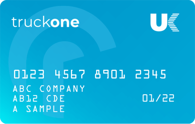 TruckOne Fuel Card