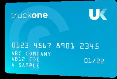 TruckOne Fuel Card