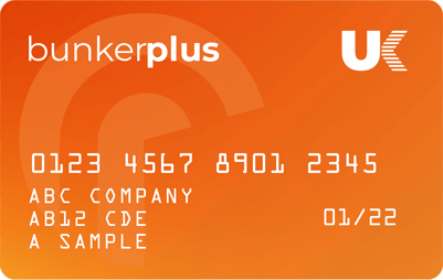 Bunkerplus fuel card