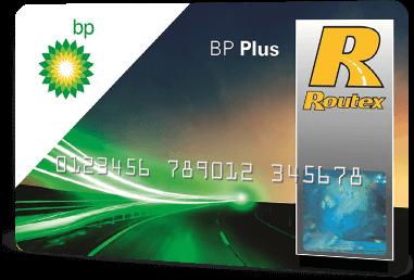 Cartão de Combustível BP PLUS