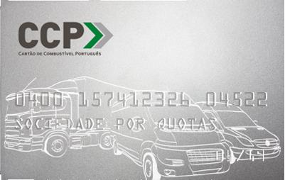 Cartão de Combustível CCP