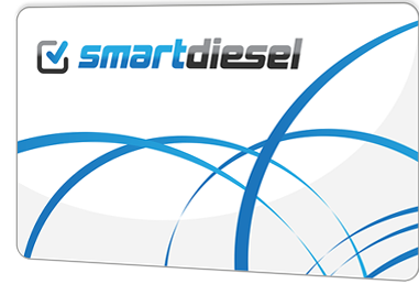 Smartdiesel Fuel Card