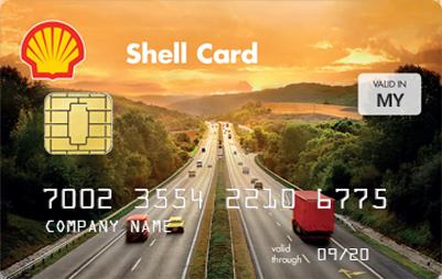 Kad Shell Malaysia