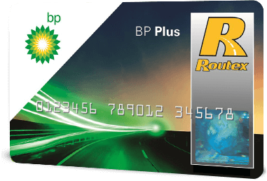 Tarjeta de combustible BP Plus