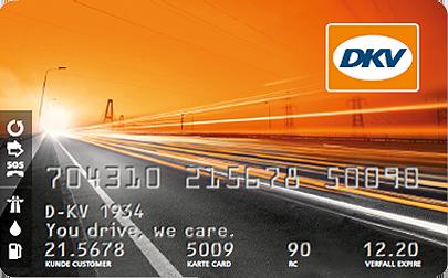 DKV Internacional Card