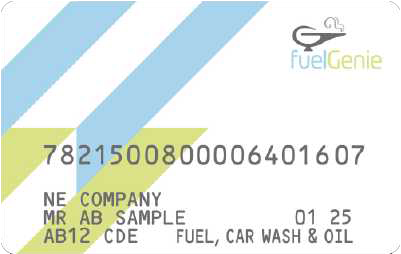 fuelGenie Fuel Card