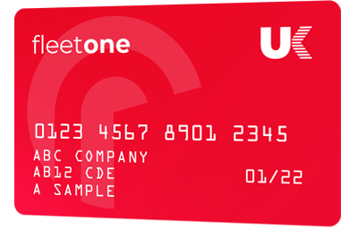 Fleet One UK fuels fuel card