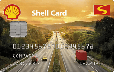 Carte de Carburant Shell CRT