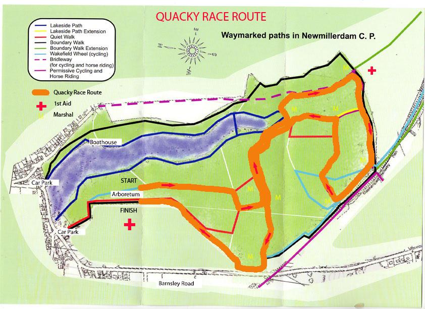 Future races near NE England - photo #14