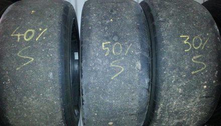 Brugte DTC dæk til racerløb