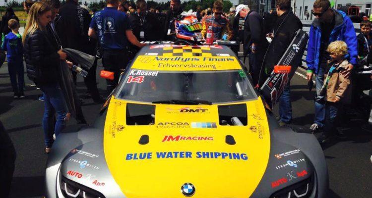 Kevin Rossel racerkører