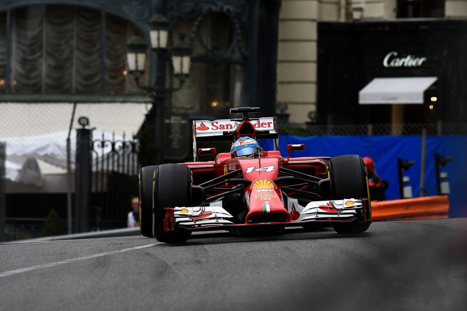 Fernando Alonso - 05/22/2014