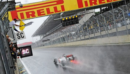 BRAZILIAN GRAND PRIX F1/2012 - INTERLAGOS 25/11/2012