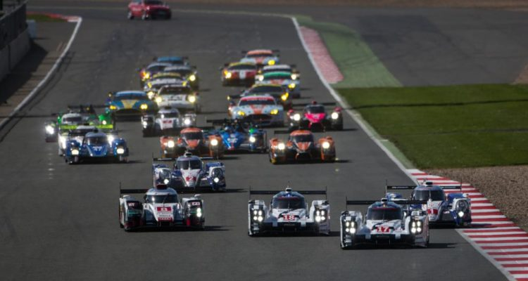 12th April - 12h00 Start - FIA WEC 6 hours of Silverstone at Northamptonshire - Towcester - United Kingdom © Nick Dungan - AdrenalMedia.com