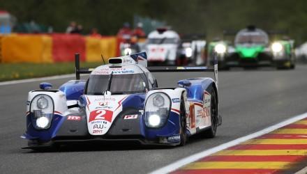 Kommer Kazuki Nakajima til at køres Toyota på Le Mans?