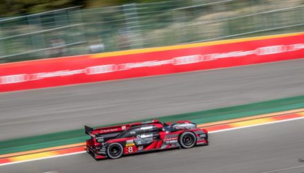 7th May - 15h40 Car # 8 / AUDI SPORT TEAM JOEST / DEU / Audi R18 Hybrid / Lucas Di Grassi (BRA) / Lo © Adrenal Media - AdrenalMedia.com