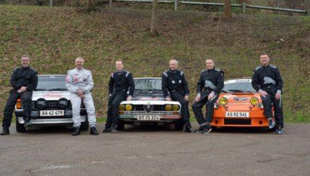 Monte-Carlo rally Historique 2016