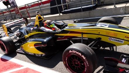 21062014KG_0474 Nicolas Beer Snetterton Formula 4