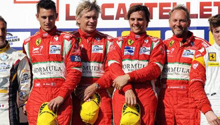 FORMULA RACING kan vinde Le Mans-serie