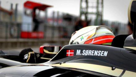 Marco Sørensen, Hungaroring 2012