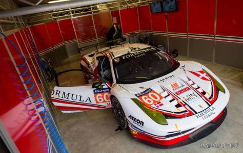 #60 - Formula Racing - Ferrari 458