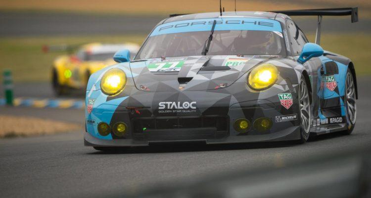 #77 - Dempsey Proton Racing - Michael Christensen