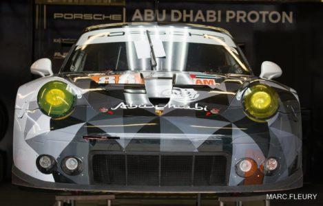 #88 - Abu Dhabi-Proton Racing - David Heinemeier Hansson