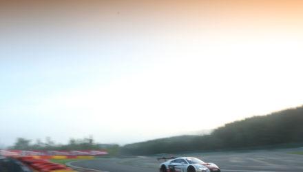 Nicki Thiim, SPA24 2015, foto Audi AG