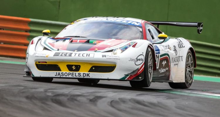 AF CORSE Ferrari F458 Italia GT3