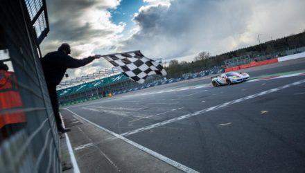 Car # 60 / FORMULA RACING / DNK / Ferrari F458 Italia / Johnny Laursen (DNK) / Mikkel Mac (DNK) / Christina Nielsen (DKN) - ELMS 4 Hours of Silverstone - Silverstone Circuit - Towcester, Northamptonshire - UK Photo Copyright 2016 AdrenalMedia.com