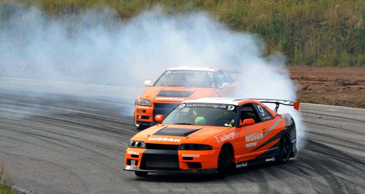 Dansk Drifting Serie videreudvikles efter debutsæson Afviklingsformatet for den nye motorsportsdisciplin finjusteres til 2014
